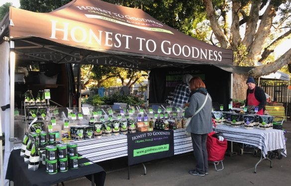 Honest to Goodness Organic Markets