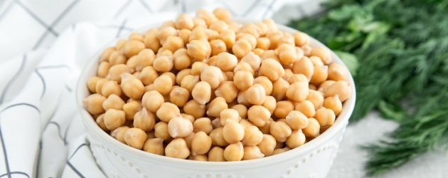 Chickpeas Plant Based Protein